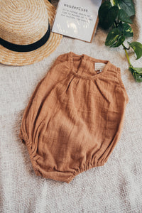 The Sun Dream / Kids Sandy Romper