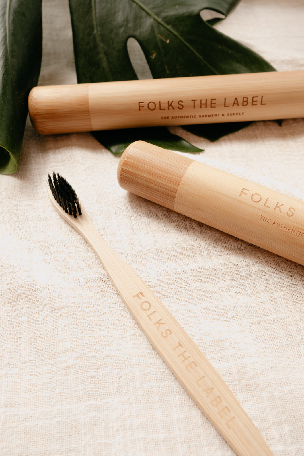Sustainable Bamboo Tooth Brush