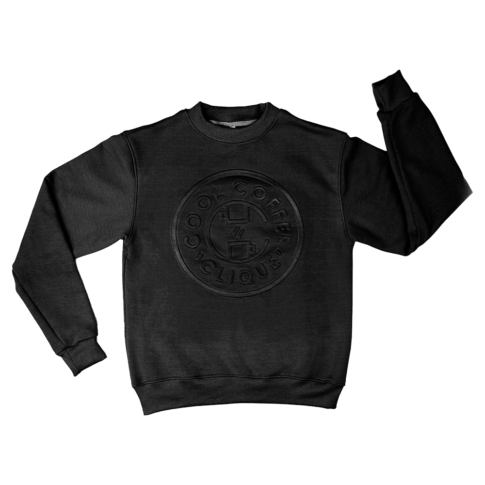Sweet Elite MEMBERS ONLY Sweater (Black)