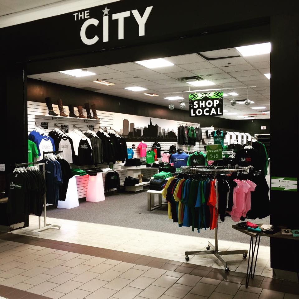 NEW STORE IN SASKATOON! NOW OPEN!