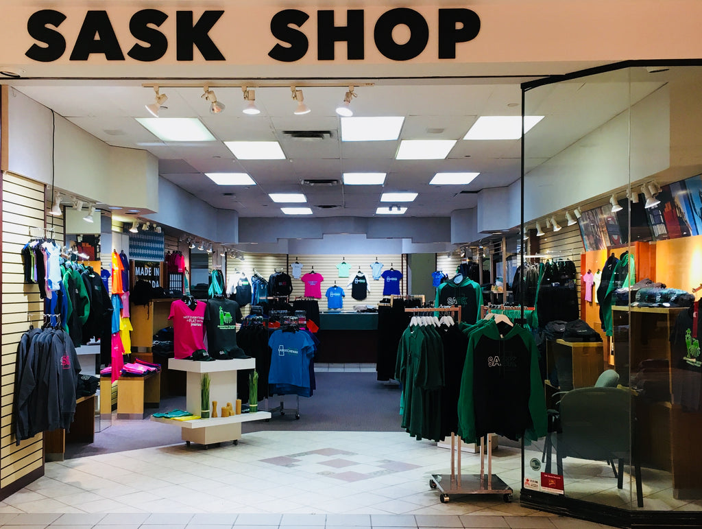 Sask Shop #2 NOW OPEN! Lawson Heights Mall, Saskatoon!