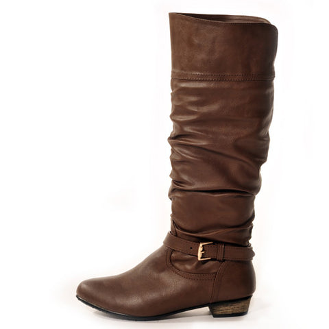 RAPT Classic Brown Stylish Winter Boots