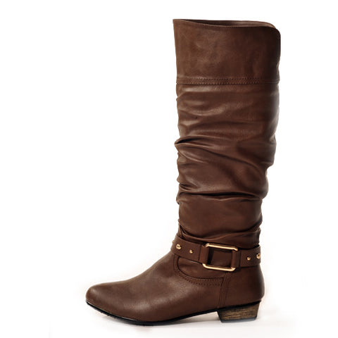 STOMP Classic Brown Stylish Winter Boots
