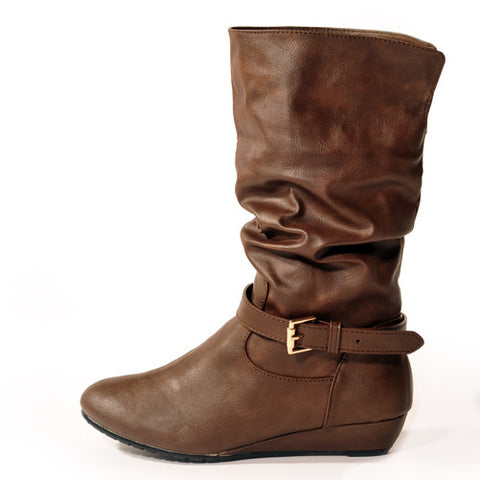 RAPT Wedge Brown
