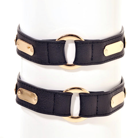 KODE Black Boot Belt Accessory