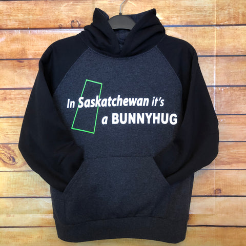Youth in SK it's a Bunnyhug