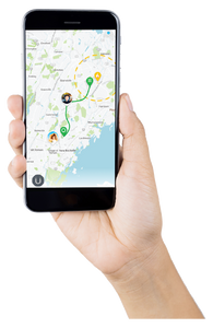 REAL-TIME GPS TRACKING (IDEAL FOR PARENTS)