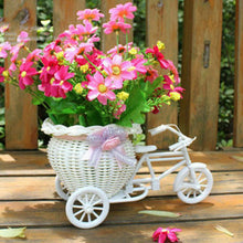 Load image into Gallery viewer, Decorative Mini Tricycle Flower Basket