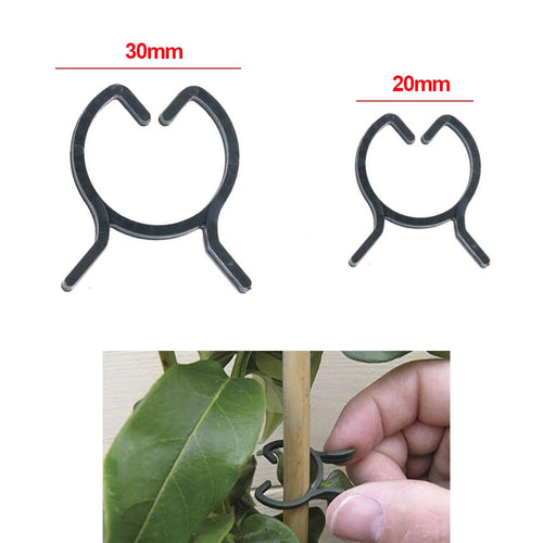 100Pcs Climber/Vine Support Clips