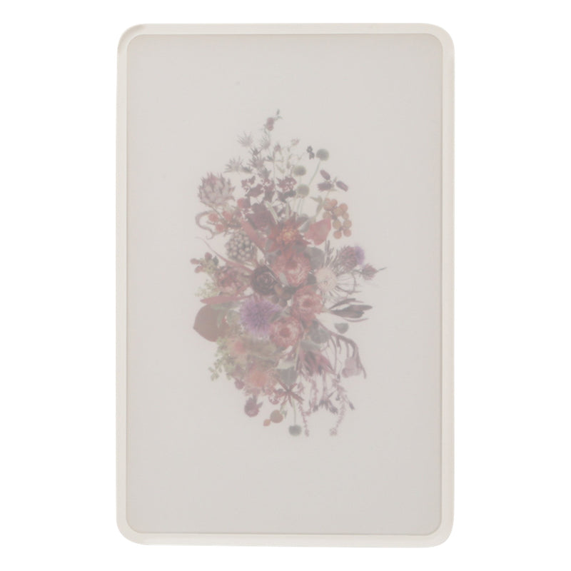 FLORIS Cutting Board Flower