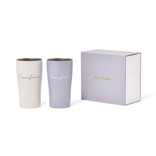 GS Pair Tumbler Natural