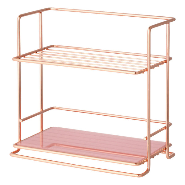 KITCHEN RACK WITH GLASS S CP