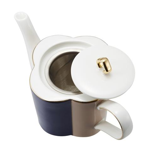 EMILIA Tea Pot Navy