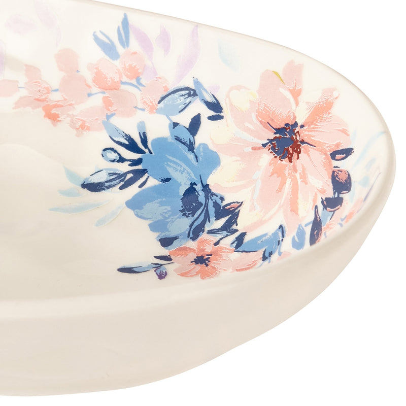 PRIMARLE Oval Bowl White