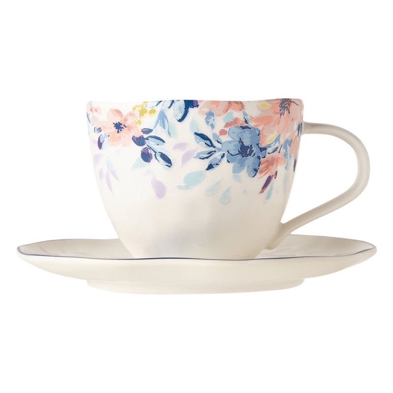 PRIMARLE Cup & Saucer White