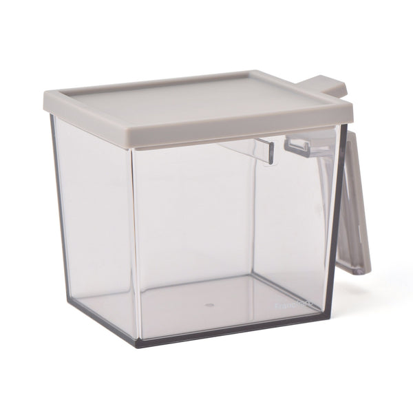 STACKING Cookingcontainer LARGE GRAY
