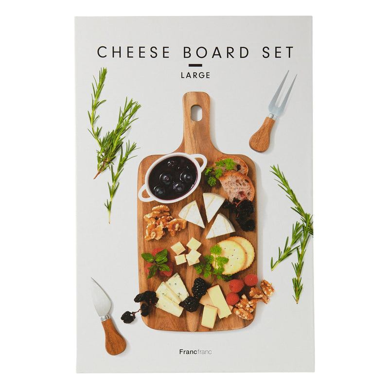 CHEESE Board Set Large