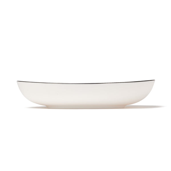 SOULAGER OVAL BOWL WH
