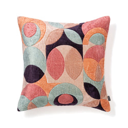 VELVET KIKA D CUSHION COVER 45 PKXLGR