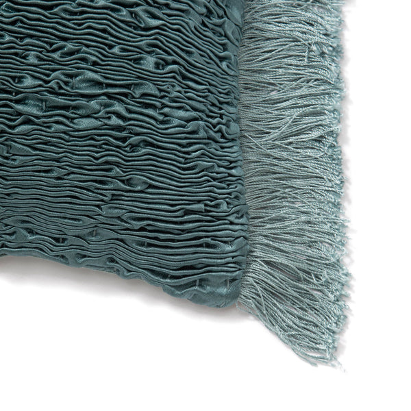 SATIN WAVE CUSHION COVER 25 GR