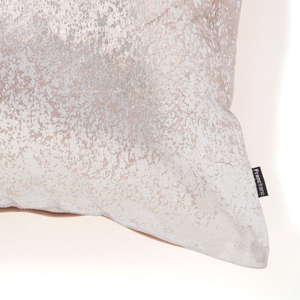 VELVET GRUNGE CUSHION COVER 45 LBE