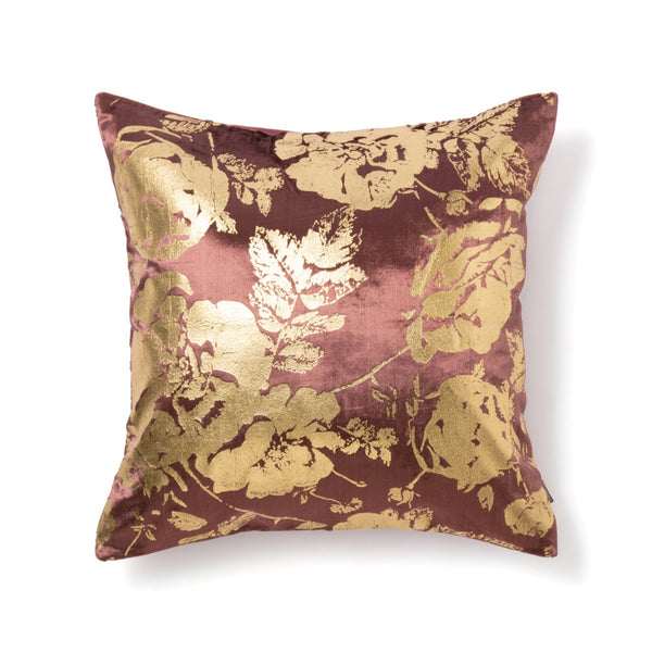 VELVET FLOWER B CUSHION COVER 45 DRD