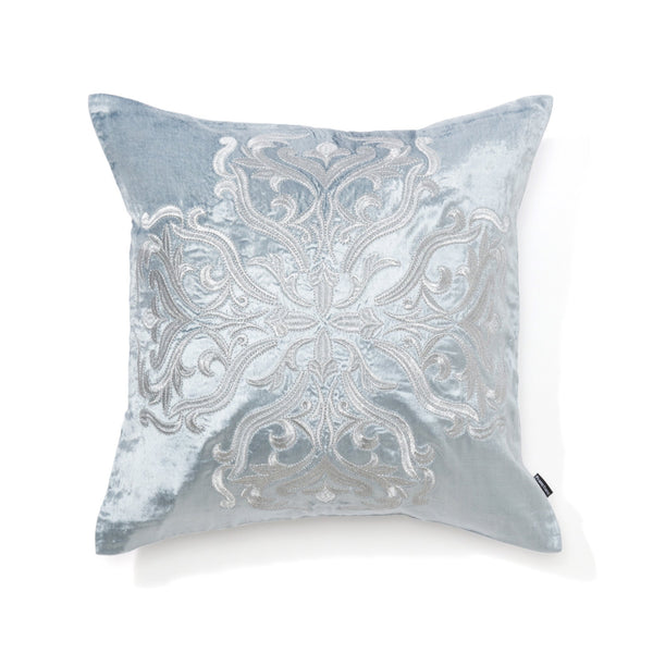 EMB ORNAMENT G CUSHION COVER 45 LBL