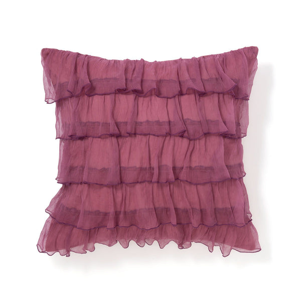 FRILL B CUSHION COVER 45 PU