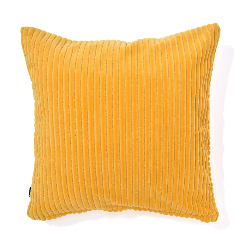 CORDUROY SOLID A CUSHION COVER 45 YE