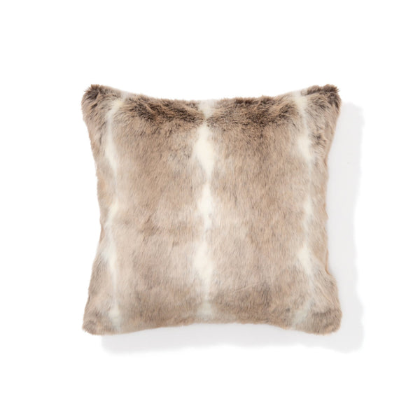 FUR C CUSHION COVER 45 WHXLBE