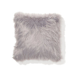 FUR E CUSHION COVER 45 LGY
