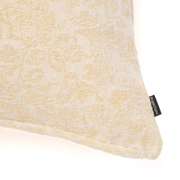 JACQUARD ORNAMENT CUSHION COVER 45 IVXGD