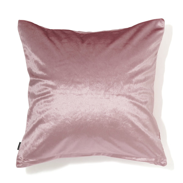 VELVET PLEATED CUSHION COVER 45 Pink