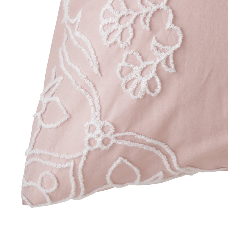 TERRY Pillow Case Pink