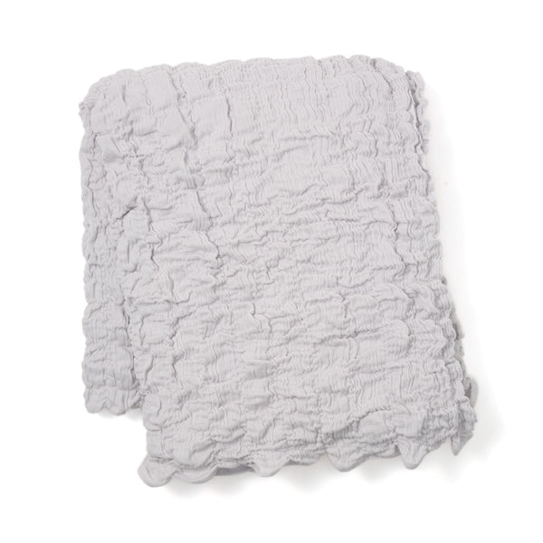 LAUDIA SUMMERBLANKET DOUBLE GRAY