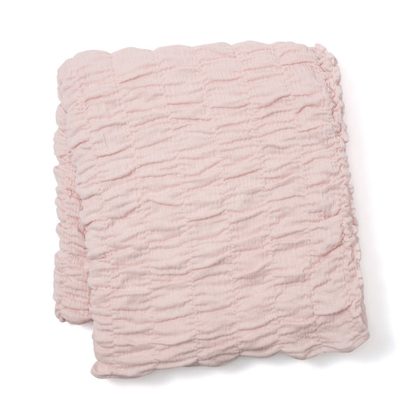 LAUDIA SUMMERBLANKET SINGLE LIGHT PINK