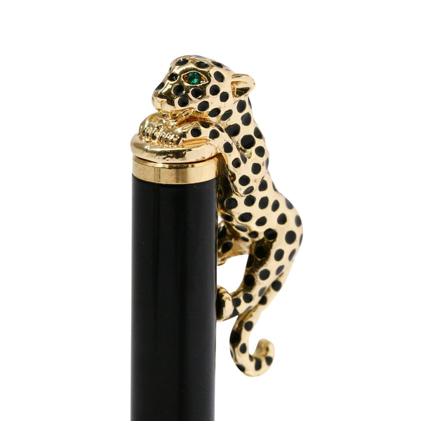 ANIMAL PEN LEOPARD