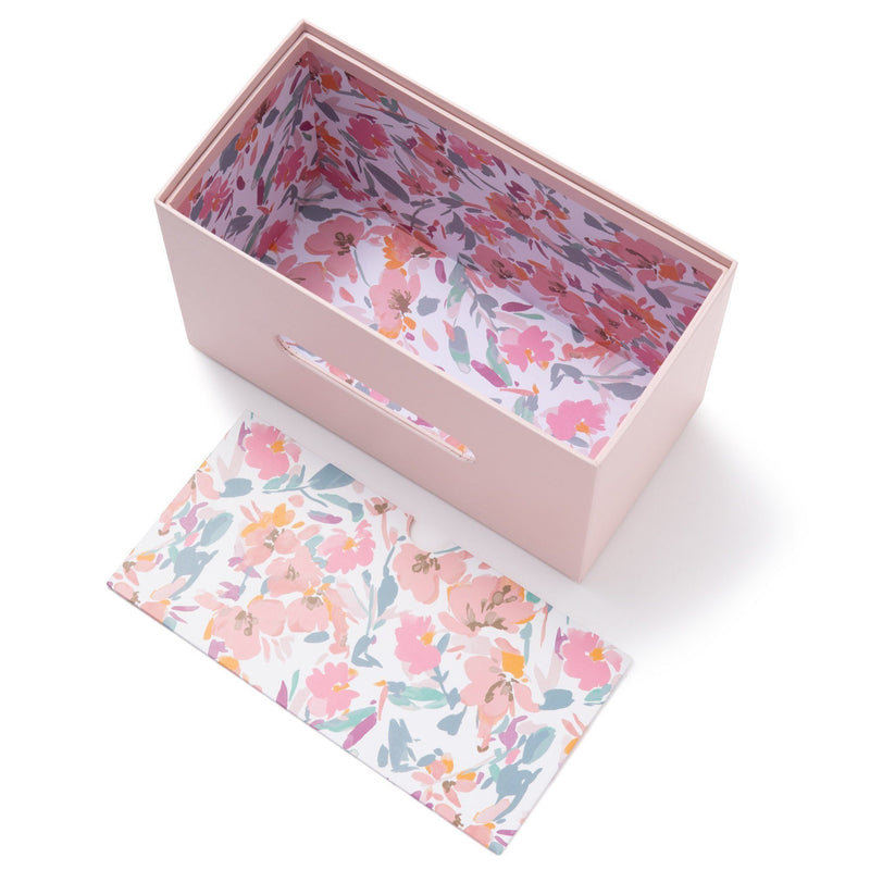FLORESIA TISSUE BOX PK