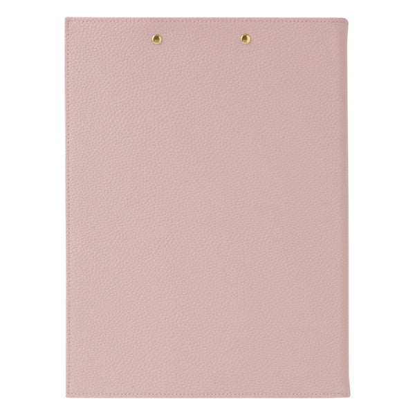 PULIRE Binder With Cover Pink