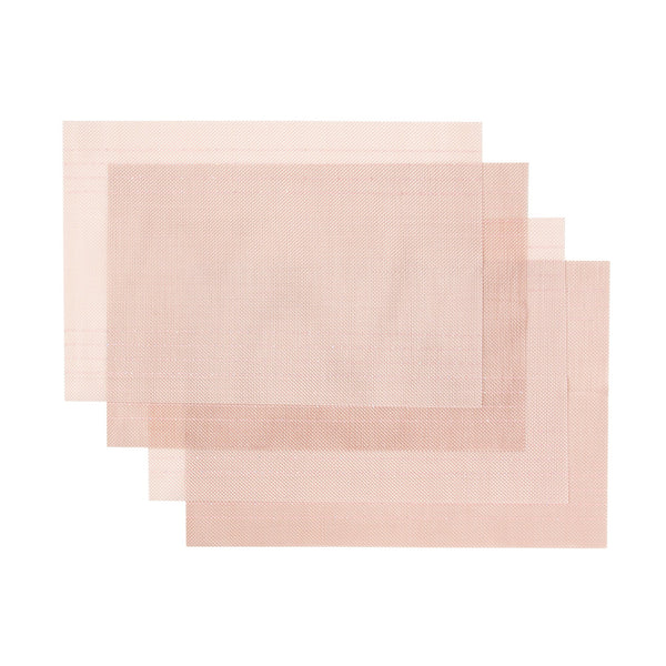 WISHINY LUNCH MAT 4P Pink