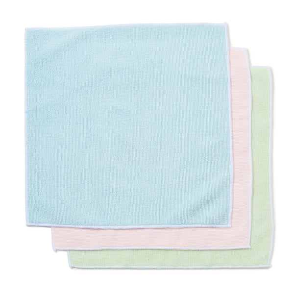COLORE DISH CLOTH 3P MULTI
