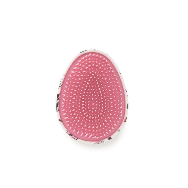 FUNFUN HAIR BRUSH FASHION Small White
