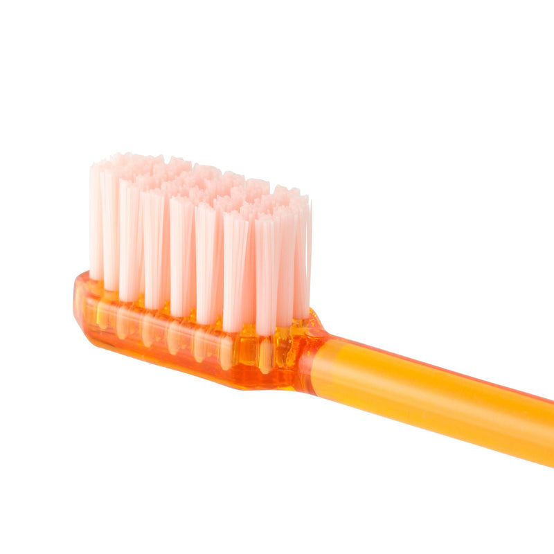 CRYSTAL Toothbrush Orange