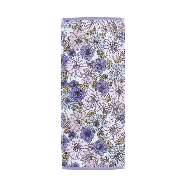VILARIA FACE TOWEL Blue