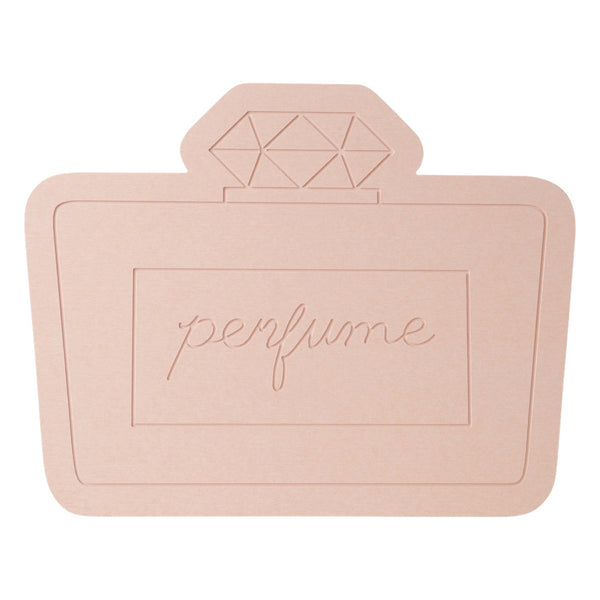DIATOMEARTH Bathmat Perfume Pink