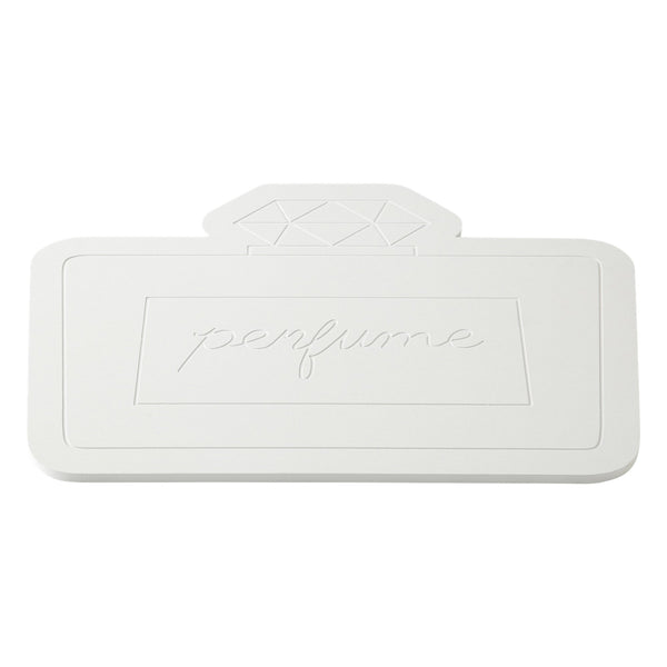 DIATOMEARTH Bathmat Perfume White