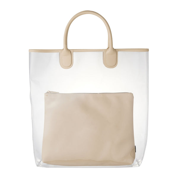 CRACHIN VINYL TOTE L BE
