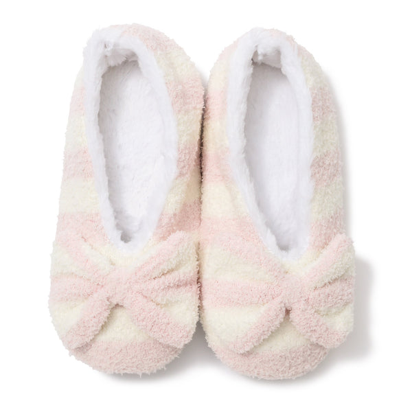 MOLE Knit Room Shoes PINK