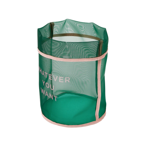 CLARTE MESH BASKET MEDIUM GREEN