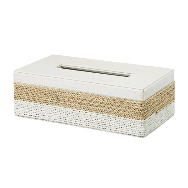 DUO Tissue Box White